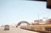 Le Mans circuit - the Dunlop bridge