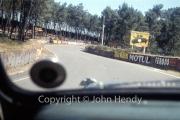 Le Mans circuit - The Esses