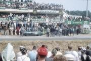 Pit-stop - #5 Aston Martin DBR 1/300 (Roy Salvadori and Carroll Shelby)