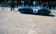 Scrutineering - #4 Aston Martin DBR 1/300 (Roy Salvadori and Carroll Shelby)
