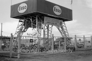 The main Esso fuel tank