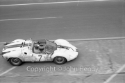 #7 Maserati Tipo 63 (Augie Pabst and Richard Thompson)