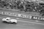 #38 Lotus Elite Mk14 (William E.J. Allen and Trevor Taylor)