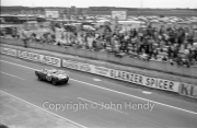 #26 Triumph TR4S (Peter Bolton and Keith Ballisat)