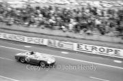 #10 Ferrari 250 TRI/61 (Olivier Gendebien and Phil Hill)