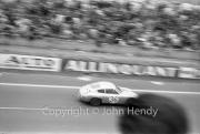 #36 Porsche 356B Abarth GTL (Herbert Linge and Ben Pon)