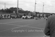 #24 Maserati Tipo 60 (Briggs Cunningham and Bill Kimberly) in Scrutineering