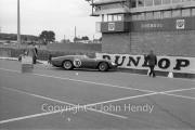 #10 Ferrari 250 TRI/61 (Olivier Gendebien and Phil Hill) in Scrutineering