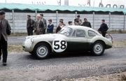 #58 MG A Coupe TwinCam (Ted Lund and Bob Olthoff)