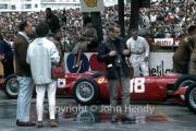 #38 Ferrari 156 (Lorenzo Bandini)