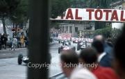 Formula 1 - Start of the race