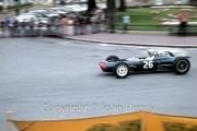 Formula 1 - #26 Lola-Climax MK 4 (Roy Salvadori) in Casino Square