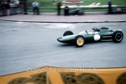 Formula 1 - #18 Lotus-Climax 25 (Jim Clark) in Casino Square