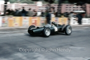 Formula 1 - #10 BRM P57 (Graham Hill)