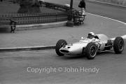 #32 Lotus-BRM 24 (Masten Gregory)