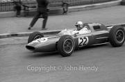 #22 Lotus-Climax 24 (Jack Brabham)