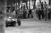 Formula 1 - Ferrari pits, attending to Mairesse's car?