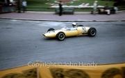 Formula Junior - #124 Lotus 22 - Ford/Cosworth (Peter Ryan) in Casino Square
