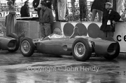 Formula 1 - Ferrari pits