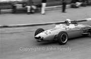 Formula Junior #102 Brabham BT2 - Ford (Frank Gardner)