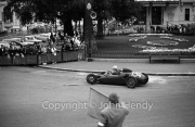 Formula Junior #134 Dagrada - Lancia (Carmelo Genovese) in Casino Square