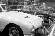 Ferrari and Lotus Elite
