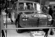 John Whitmore's Mini
