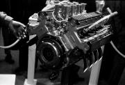V8 BRM engine