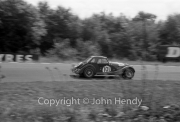 Sportscars - #101 Morgan Plus 4 (Richard Shepherd-Barron)