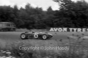 Formula 1 - #16 Lotus 18 - Climax S4, Jim Clark