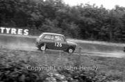 Touring Cars - #126 Mini Cooper (Christabel Carlisle)