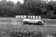 Sportscars - #20 Lotus 23 Ford 1.5 (Paul Hawkins)