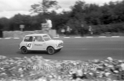 Touring cars - #147 Speedwell Mini, Graham Hill