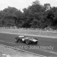 Formula 1 - #2 Cooper T53 Climax, Jack Brabham