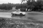 Sportscars - #91 Cooper Monaco T49 Climax, Roy Salvadori
