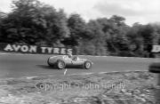 Formula 1 - #14 Cooper-Climax T51, Roy Salvadori