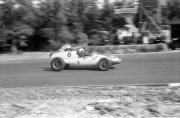 Formula 1 - #6 Cooper-Climax T51, Tony Brooks
