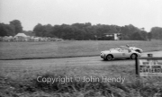 Production Sports Car Race #115 MGA 1489cc, AJ Foster. Another MGA behind