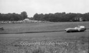 Formula Libre Race #38 Lotus XI Bristol. Mike Anthony