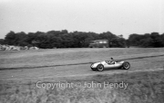 Formula 3 - #1 Jim Russell doing lap of honour in Cooper Norton