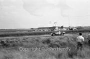 Sports car race - #29 Lister-Jaguar, Stirling Moss