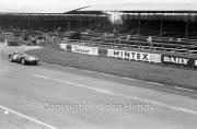 Sports cars - #34 Lister-Jaguar, J.Bekaert