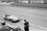 Sports cars - #2 Lola Mk.1 Climax, Peter Ashdown