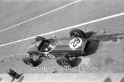 Formula Junior - Lotus Ford, CW Andrews