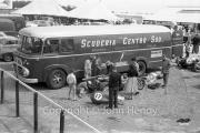 Scuderia Centro Sud transporter