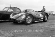 Sports cars - #38 Lister Jaguar