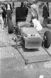 Stripped down Lotus