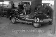 Sports cars - #10 Gilby Climax, Peter Arundell