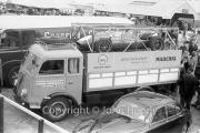 Scuderia Castelotti transporter