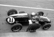 Formula Junior - #31 Cooper T52 - BMC - Denis Hulme